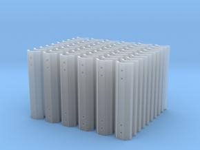60 Dachschwellen 0f - zur Landschaftsgestaltung in Smoothest Fine Detail Plastic