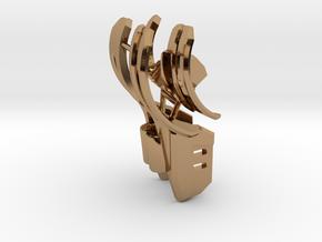 BajaRacerV1: Part 3 in set of 3 - Body Panels in Polished Brass