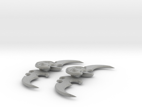 Warglaive Pair in Metallic Plastic