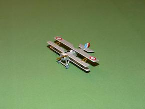 Nieuport Triplane 1:144th Scale in White Strong & Flexible