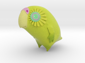 Kakapo Baby (29mm) in Full Color Sandstone