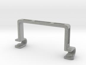 DJI Zenmuse H3-2D / H3-3D Haltebügel schraubenlos  in Metallic Plastic