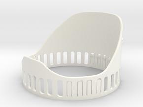 Sonnenschutz PH3 V1.0 in White Processed Versatile Plastic