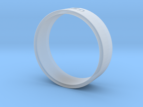 James Bond: Spectre Ring - Size 13.5 in Smooth Fine Detail Plastic