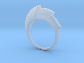 Nautical_Ring in Smooth Fine Detail Plastic