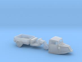 Tempo Dreirad Variante 3 / 1:160 in Smooth Fine Detail Plastic