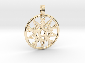 ESOTERIC MIST in 14K Yellow Gold