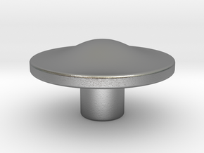 Tai Hat Finial in Natural Silver
