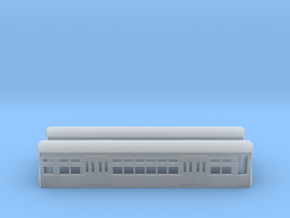 CTA 6000 Series, Early Curve Door Pair in Smooth Fine Detail Plastic
