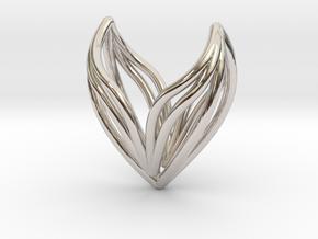 sWINGS S, Pendant in Platinum