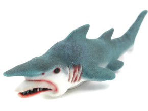 Goblin Shark  in Full Color Sandstone
