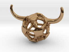 iFTBL Tauros / The One ' in Polished Brass