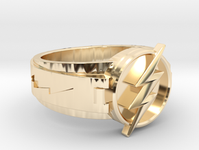 V3 Regular Size 10.5 20.2mm in 14K Yellow Gold