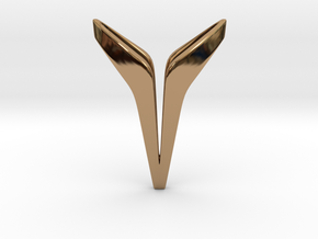 YOUNIVERSAL INSPIRE Pendant in Polished Brass