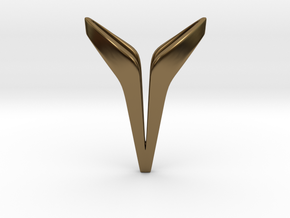 YOUNIVERSAL INSPIRE Pendant in Polished Bronze
