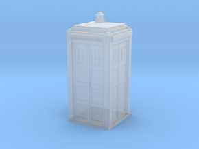 N (1:160) Tardis in Smooth Fine Detail Plastic