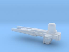 Transformers Decepticon Full-Tilt gun. in Frosted Ultra Detail