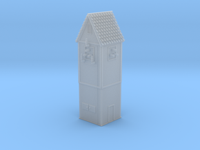 Catenary System Tower 2 Z Scale in Smooth Fine Detail Plastic
