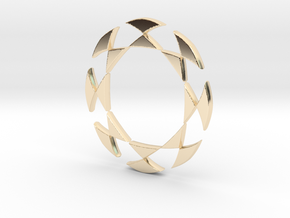 Other World in 14K Yellow Gold
