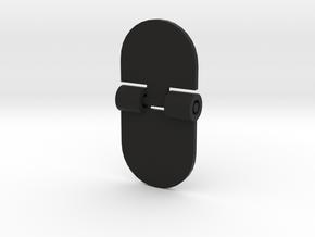 Webcam Block Cover - Defend your privacy in Black Natural Versatile Plastic