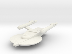 Marklin Class MkII, 1:3788 Scale in White Natural Versatile Plastic