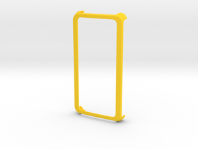 Fairphone Round Slim Frame Case in Yellow Processed Versatile Plastic