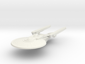 Excelsior Class in White Strong & Flexible