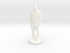 XNV DAVID GORDON in White Strong & Flexible Polished