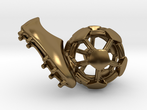 iFTBL Precision / The One ' in Polished Bronze