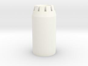 safety blade plug v3 for led lightsabers in White Processed Versatile Plastic