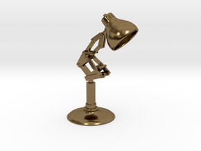 Pixar Lamp in Polished Bronze