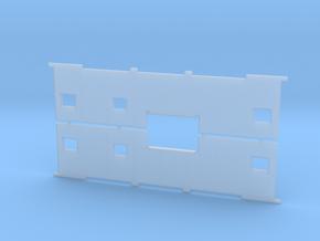 EV Body GN X136-X155 in Smooth Fine Detail Plastic