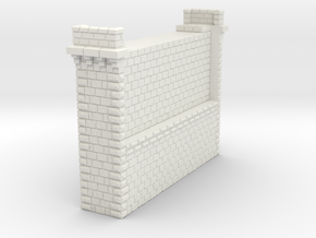NV4M06 Modular metallic viaduct 1 in White Natural Versatile Plastic