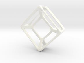 Cold Earth in White Processed Versatile Plastic