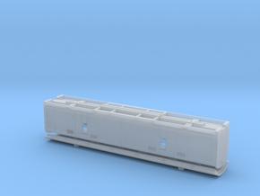 Bogie Horsebox N Scale in Smooth Fine Detail Plastic