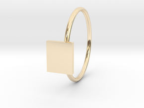 alysse in 14k Gold Plated Brass