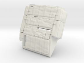 F15C-Right Bags in White Natural Versatile Plastic