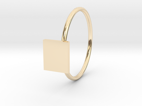lucy in 14k Gold Plated Brass