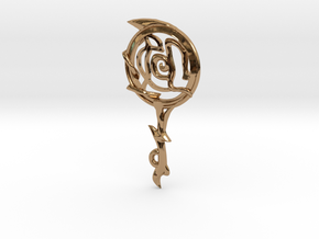 Capricorn[Constellation Magic Series] - Key Style in Polished Brass