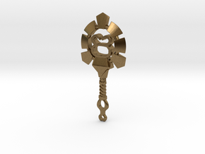 Taurus[Constellation Magic Series] - Key Style in Natural Bronze