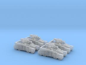 Light Assault Walker Platoon Stowed On Transport 6 in Frosted Ultra Detail