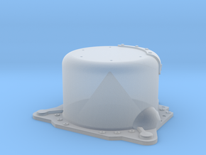 1/43 Lenco 9.4 Inch Deep Bellhousing (With Starter in Smoothest Fine Detail Plastic