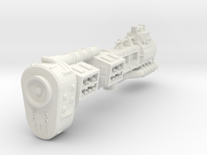 XH303 SDN01 Kaxvyit Dreadnought in White Strong & Flexible