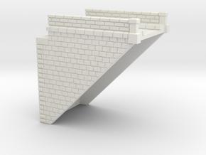 NV5M10 Modular metallic viaduct 2 in White Natural Versatile Plastic