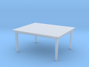 Table HO Scale in Smooth Fine Detail Plastic