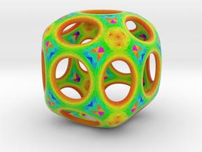 Plutonic-Hexa in Full Color Sandstone