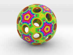 Plutonic-Dodeca in Full Color Sandstone