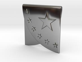 030103-j2 in Fine Detail Polished Silver