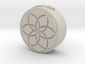 Lens Cover - BlurFix Air - GoPro Filter in Natural Sandstone