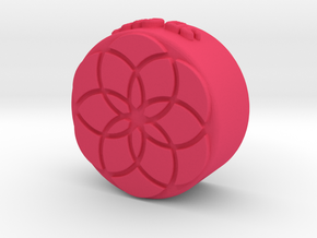 GoPro - Lens Cover in Pink Processed Versatile Plastic